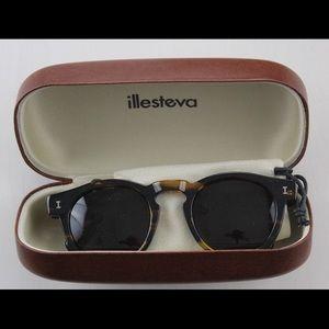 illeateva Leonard sunglasses (Sand)